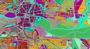 Местоположение участка (Изучение Генплана местности)