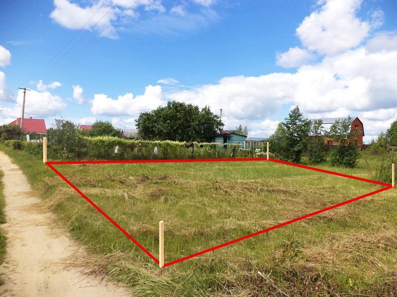 Соответствие реальных границ земельного участка
