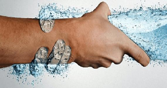 Как подключить воду к частному дому