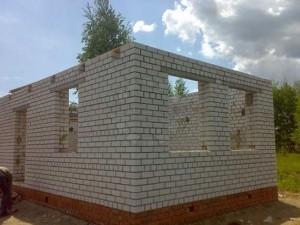 Из чего строить стены. Строительство стен дома