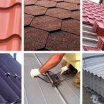Виды кровельных материалов для крыши, какие у них отличия и чем лучше укрывать крышу