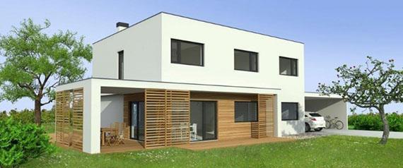 Типы крыш для частного дома