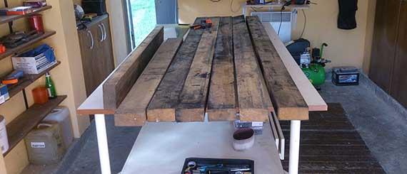 Песочница-трансформер с крышкой-скамейкой