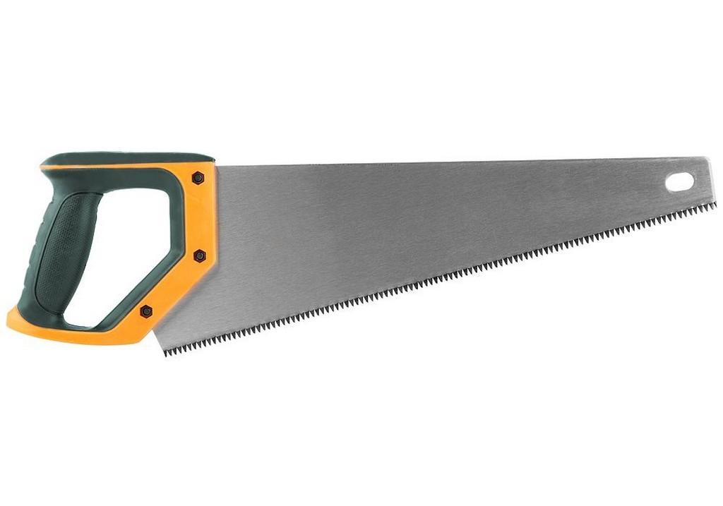 Ножовка. Инструменты для строительства теплицы