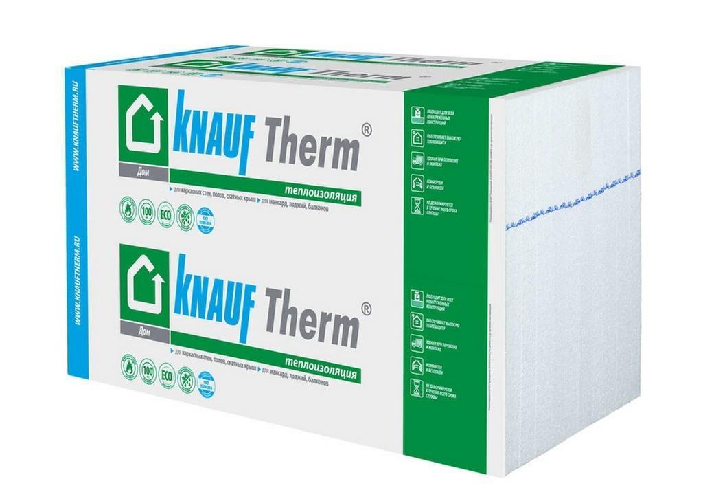 Утеплитель Knauf Therm. Какой утеплитель лучше