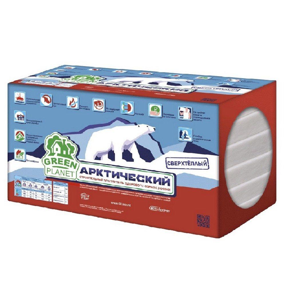Утеплитель Шелтер Эко Строй (ШЭС) арктический