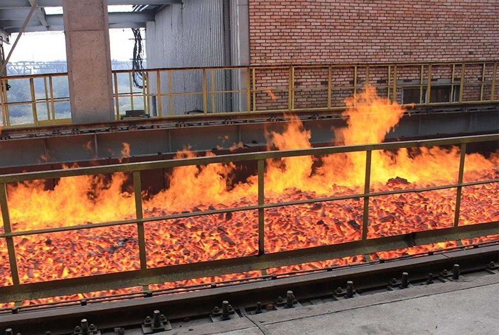 Завод по производству кокса